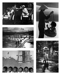However, great appeal of real photographic black and white prints is undeniable. Today, few photographers continue to master both the art of taking nice photographs, developing the films and the craft of printing their work manually.